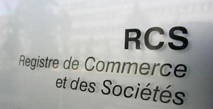 Immatriculation au rcs - Immatriculation chambre de commerce ...